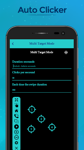 Automatic Clicker - Auto Tapping, Smart Clicker App Report on Mobile