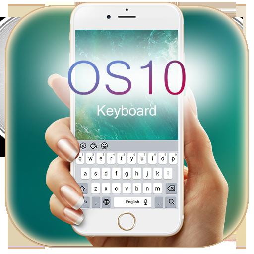 Stylish Cool OS 10 Keyboard