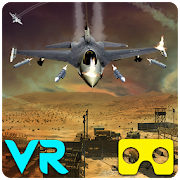 VR Sky Battle War - 360 Shooting