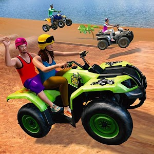 Pro Atv Offroad Racing Mayhem Simulator