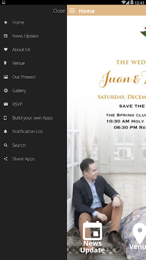 Juan & Friska Wedding 1.8.0 screenshots 3
