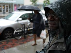 Photo: Another wet photowalker.