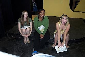 Photo: Yay Bird Girls!