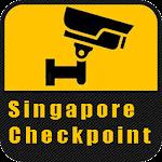 Singapore Checkpoint Traffic Icon