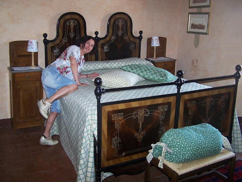 Un letto da scalare di Marcellah