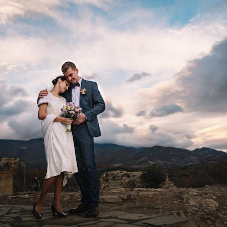 Wedding photographer Nata Abashidze-Romanovskaya (Romanovskaya). Photo of 07.12.2018