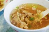 台南牛肉清湯