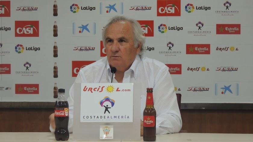 Alfonso García.