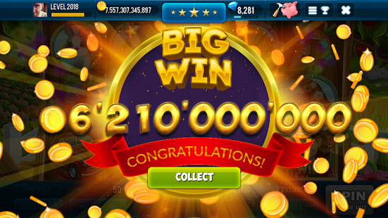 Lucky Spin - Free Slots Game with Huge Rewards Screenshot