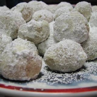 Nut Butter Balls.