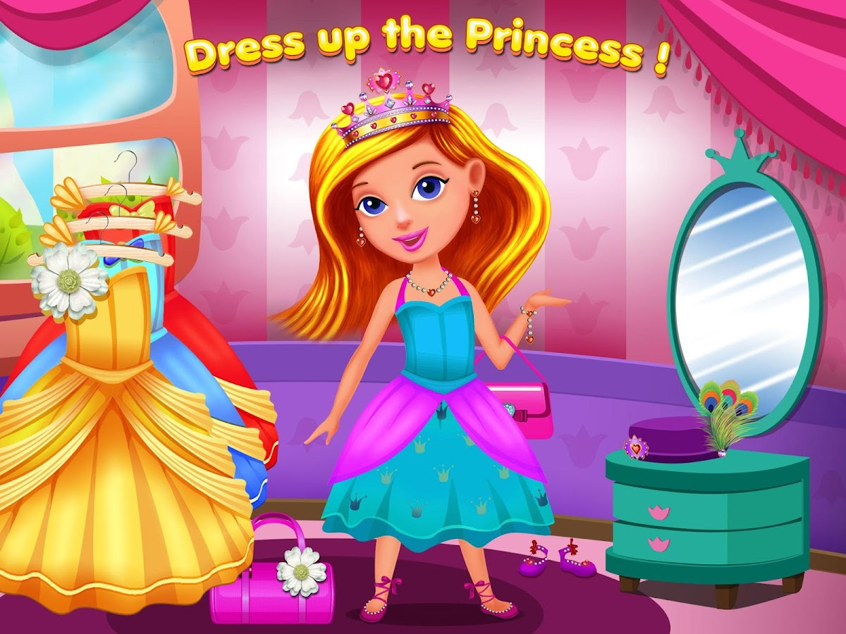 Princess Girls Club 2- screenshot
