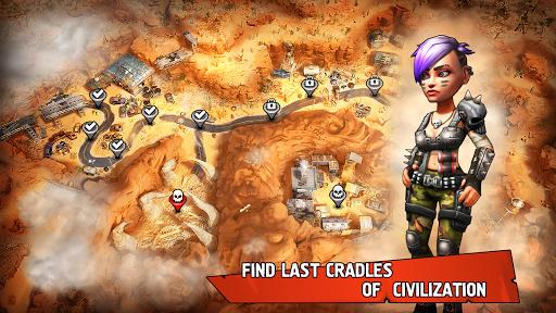 Shelter War: Last City in apocalypse screenshots 23