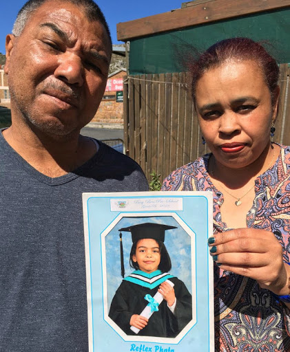 'People are at breaking point': Community mourns after girl killed