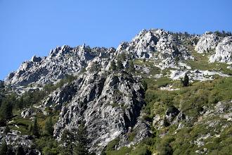 Photo: Jake's Peak, at 9,187 feet, overlooks Emerald Bay