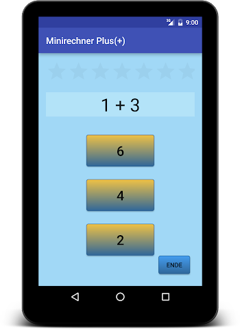 android Minirechner Plus(+) Screenshot 3