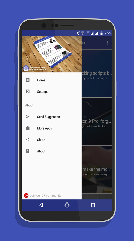 News android - news for android - news on android Screenshot 9
