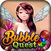 Game Bubble Pop Journey: Fairy King Quest apk for kindle fire