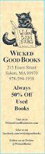 Photo: Wicked Good Books