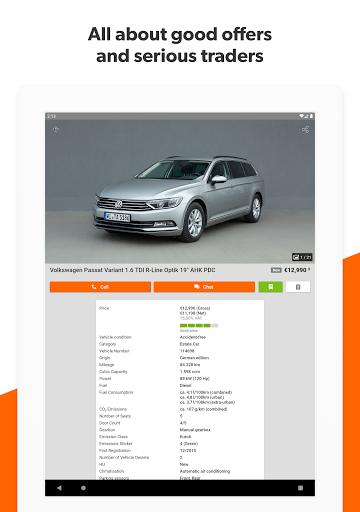 mobile.de – Germany's largest car market 8.11.1 screenshots 11