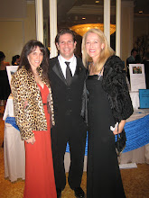 Photo: Julie Spira, Craig Diamond, and Nancy Grando at the Jewish Big Brothers, Big Sisters of Los Angeles BIG EVENT