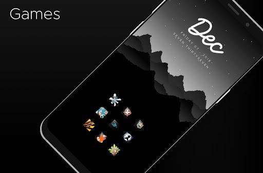 Nightwiz - Icon Pack screenshots 2