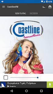CoastlineFM - náhled