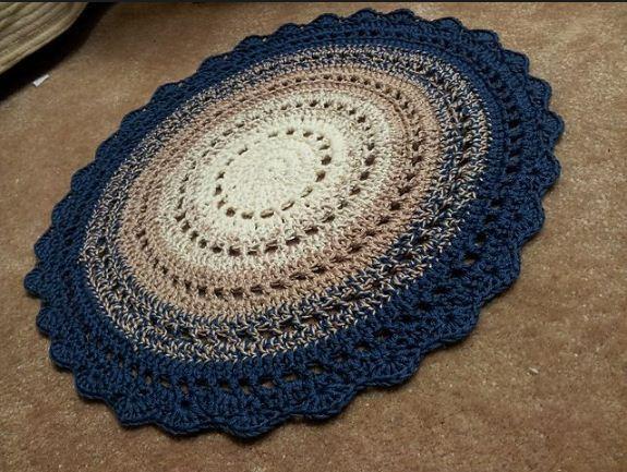 Schemi Tappeti Ai Ferri: Migliori idee su fare un tappeto ...
