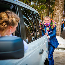 Wedding photographer Anastasiya Art (artNastasia). Photo of 17.03.2015