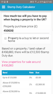 Your Home Property Search- screenshot thumbnail