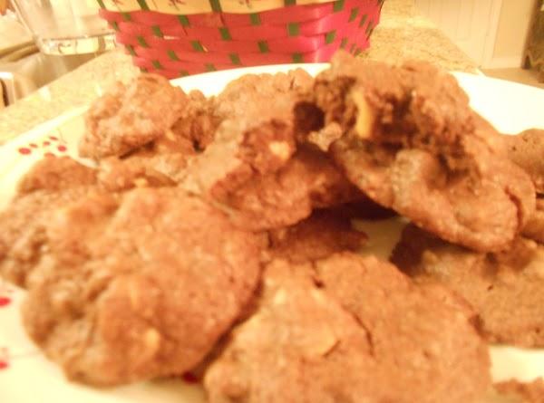 Frank's Chocolaty Walnut Cookies Recipe