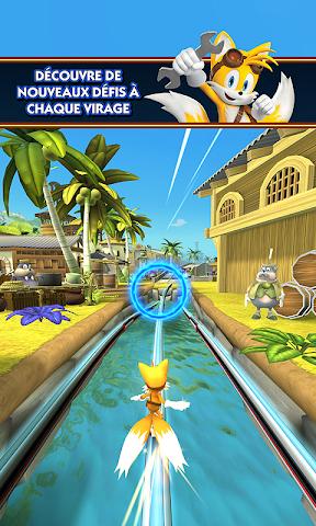android Sonic Dash 2: Sonic Boom Screenshot 7