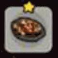 高級キノコハンバーグ