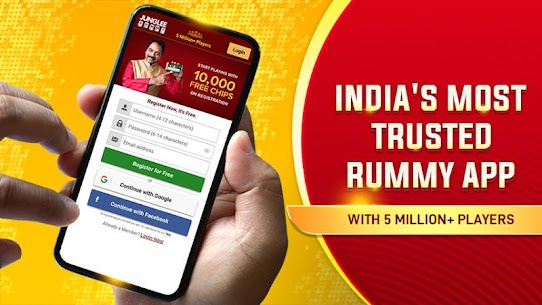 Play Indian Online Rummy Card Game Online – JungleeRummy Apk  Download For Android 1