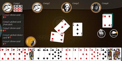Code Triche Marriage Card Game APK MOD (Astuce) screenshots 4