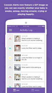 Cocoon Cam: Smart Baby Monitor- screenshot thumbnail