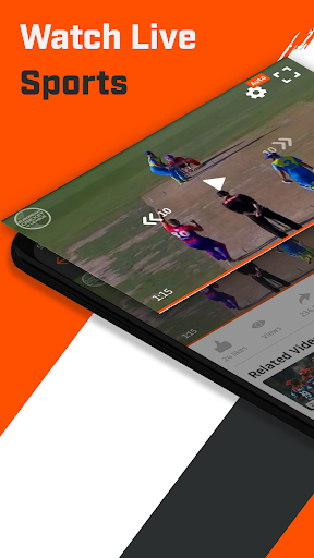 FanCode: Cricket Live Stream & Sports Live Scores 3.28.0 screenshots 1