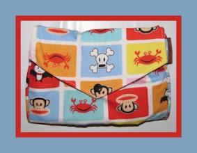 Photo: *Monkey Tiles* custom Mai Poketto