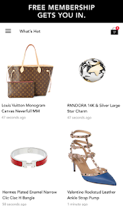 Rue La La-Shop Designer Brands screenshot 2