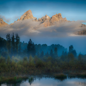 by John Kincaid - Landscapes Mountains & Hills