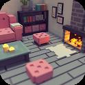 Sim Design Home Craft: Fashion Games for Girls icon