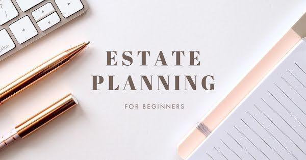 Estate Planning - Facebook Event Cover Template