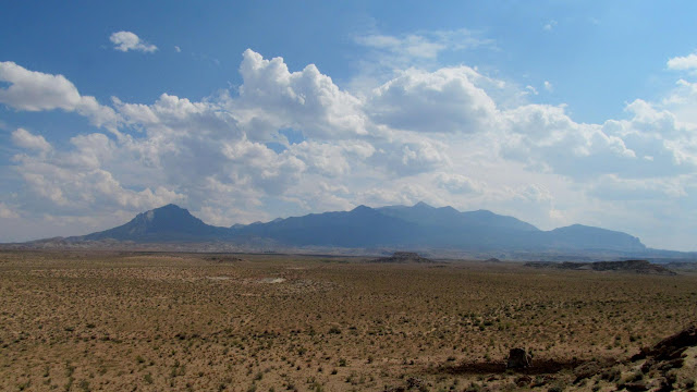 The Henry Mountains