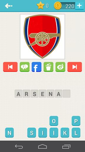 Football Logo Quiz - Football Quiz Sports Quizzes 3.08.1(7) screenshots 11