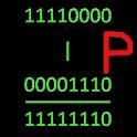 Bitwise binary calculator icon