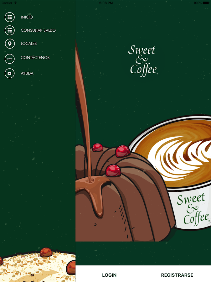 Sweet&Coffee- screenshot
