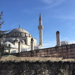 【世界の建築】祖国を離れ偉大なオスマン帝国の大宰相となったメフメトの美しいモスク / トルコ・イスタンブールの「ソクッル・メフメト・パシャ・ジャーミィ」
