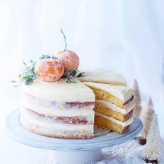 Clementine Yoghurt Cake.