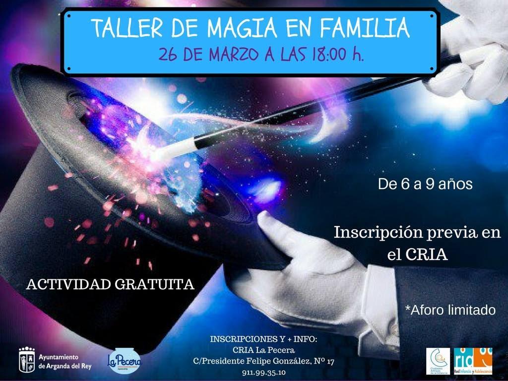 cartel-taller-de-magia-en-familia-2018-arganda