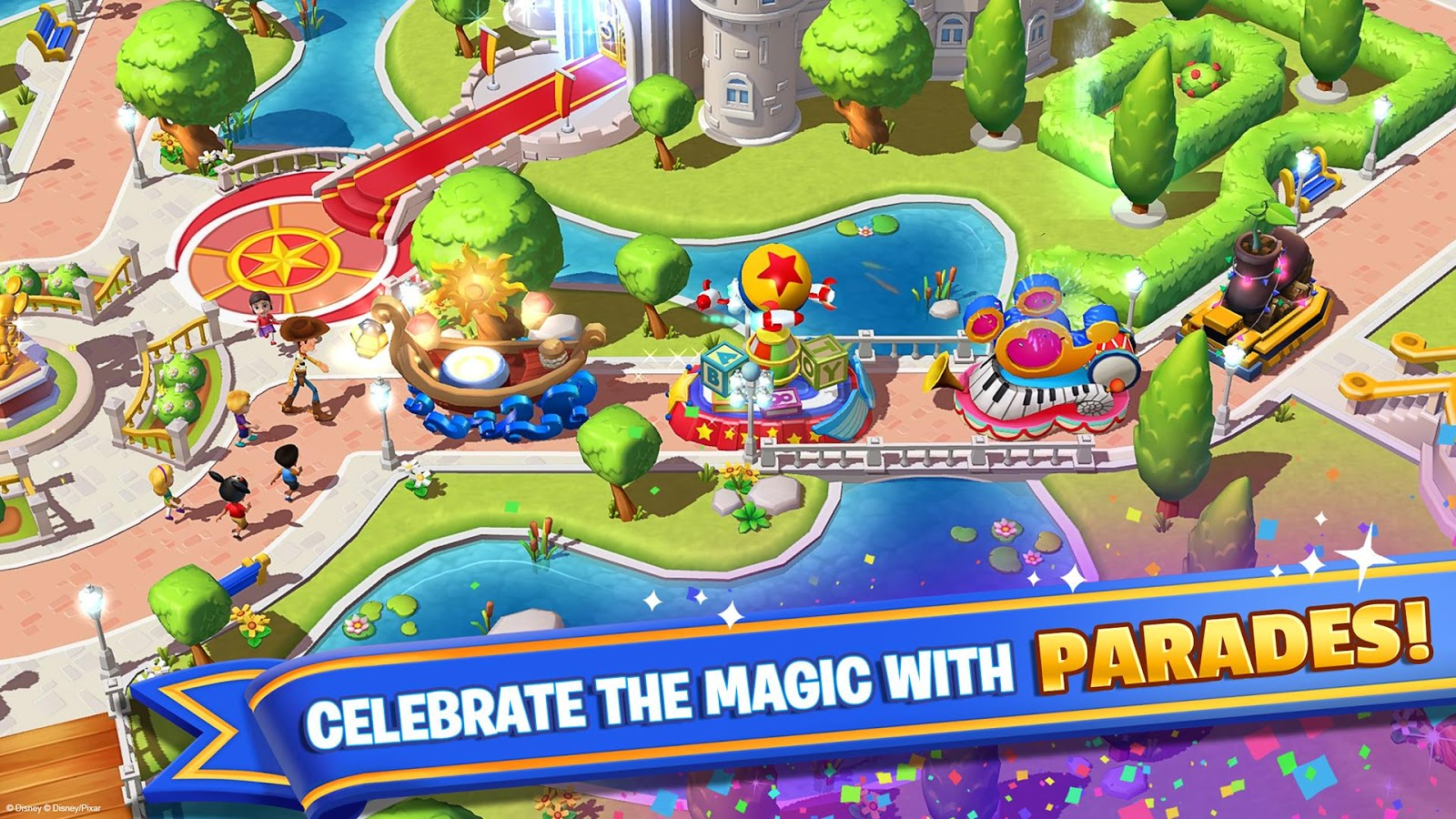 Disney magic kingdoms android apps on google play Magic app