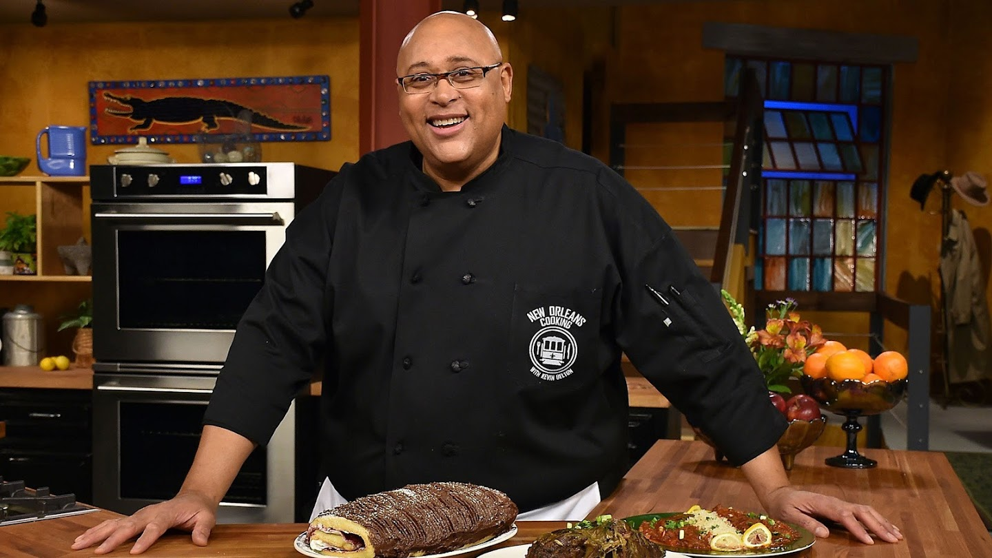 Watch New Orleans Cooking With Kevin Belton live